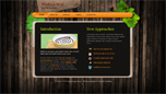 Woodenwall  Css3Template