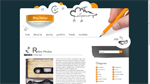 Blog Design  Css3Template