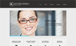 Lawyers Bureau  Css3Template Downloads: 893